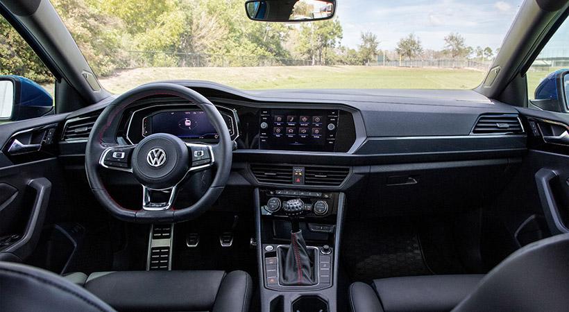 Volkswagen Jetta GLI 2021 Blue Lagoon