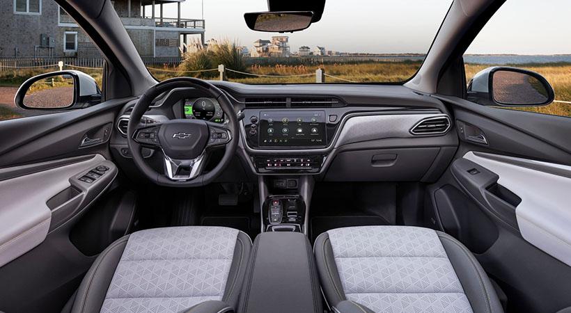 Chevrolet Bolt EVU 2022
