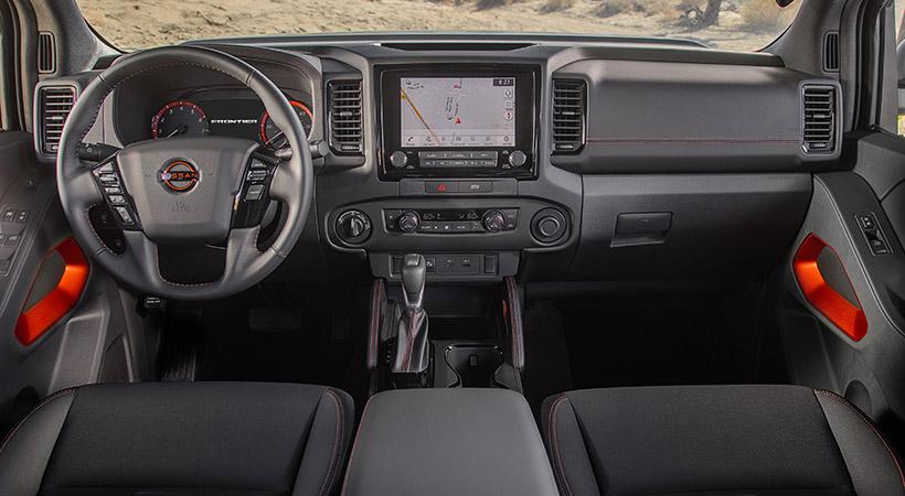 Nissan Frontier 2022