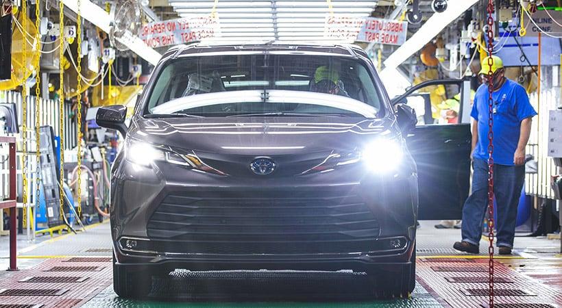 Mejores minivans 2021
