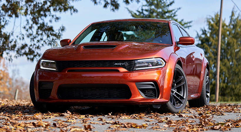 Dodge Charger SRT Hellcat Redeye Widebody 2021