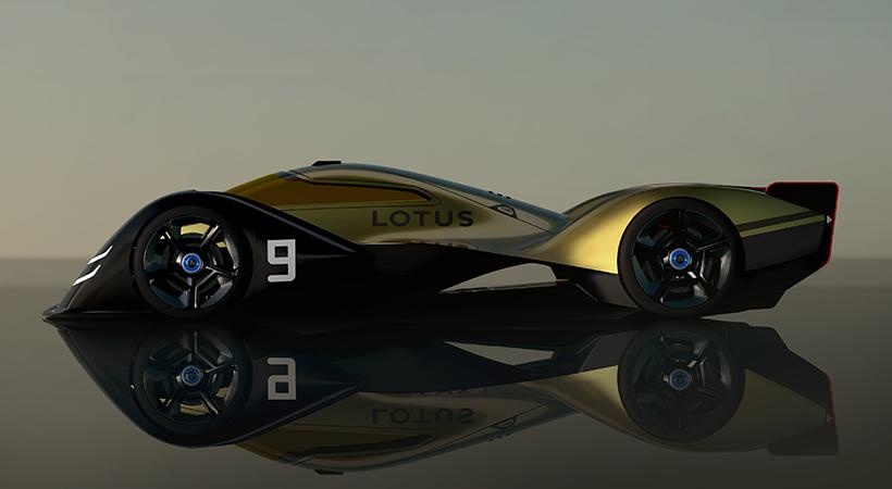 Lotus E-R9