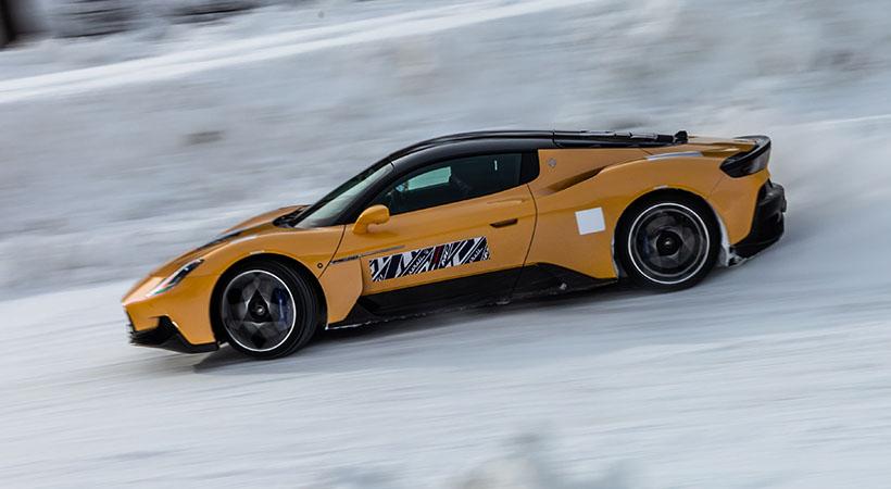 Maserati MC20 2022