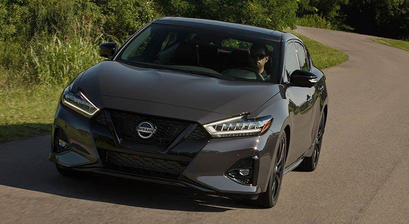 Nissan Máxima 2021
