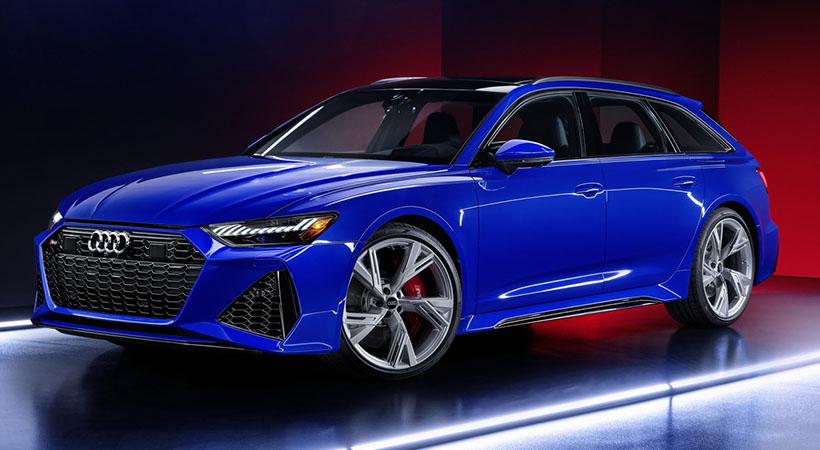 Audi RS6, Audi detendrá desarrollo de motores de combustión