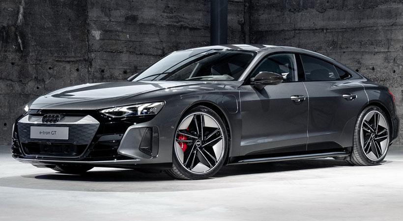 Audi e-Tron GT, Audi detendrá desarrollo de motores de combustión