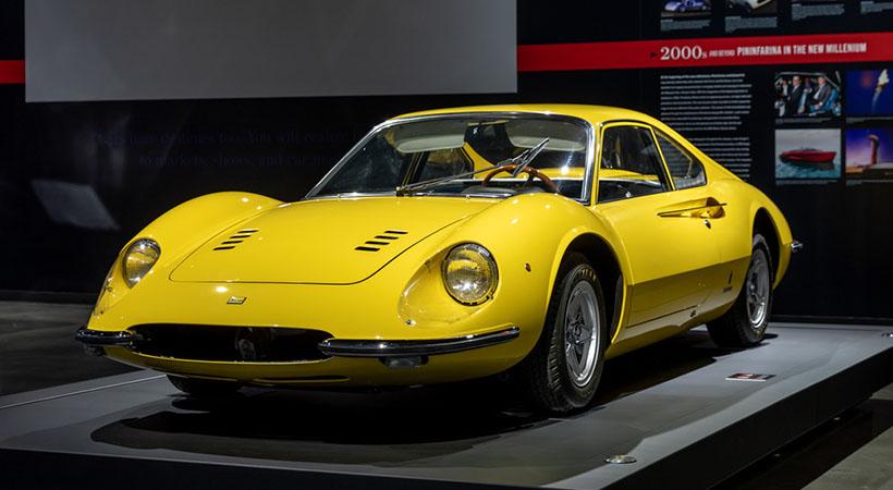 90 años de Pininfarina