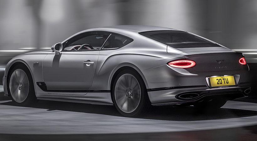 Bentley Continental Speed GT