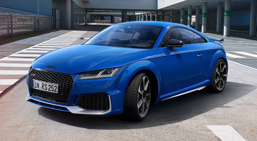 Audi Sport Nogaro Edition