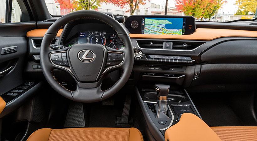 Lexus UX 250h F Sport 2020