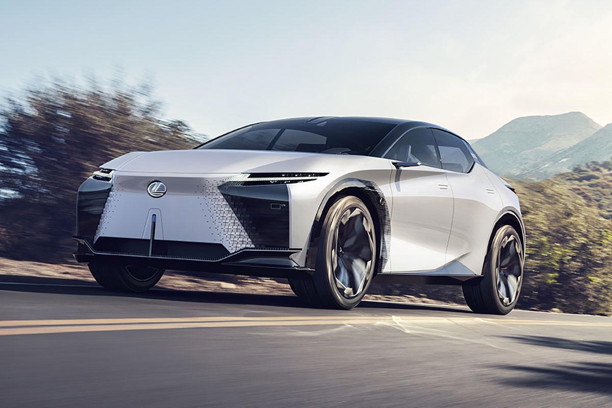 Lexus LF-Z Electrified, 370 millas de autonomía con toque premium