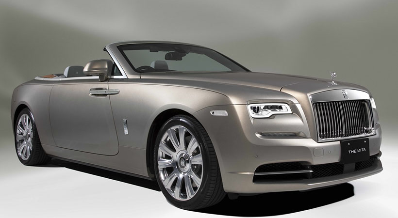 Rolls-Royce Dawn The Kita