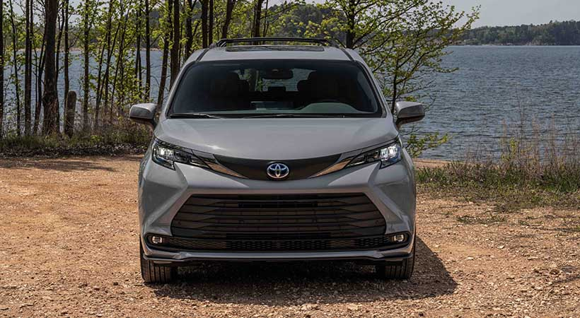 Toyota Sienna Woodland Special Edition 2022