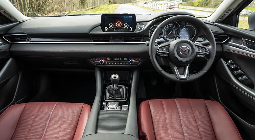 Mazda6 Kuro Edition