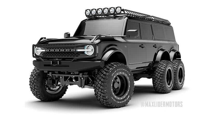 Ford Bronco 6x6
