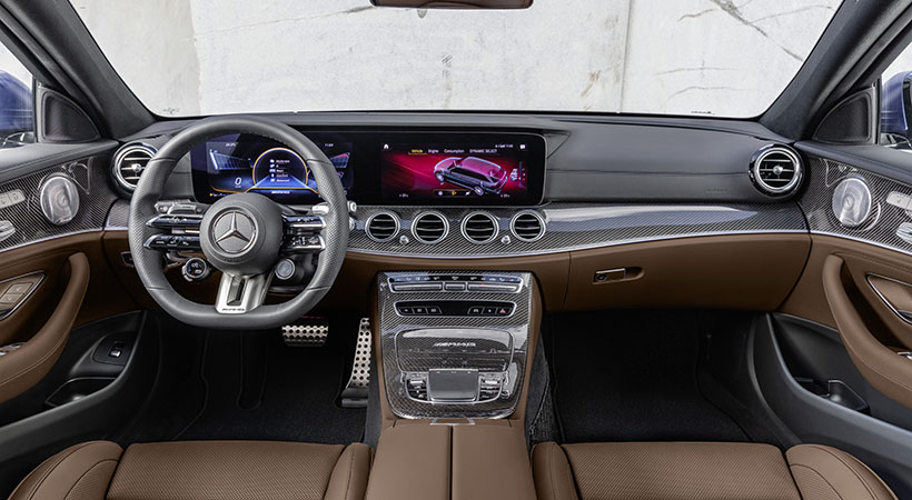 Mercedes-AMG E 63 S Wagon 2021