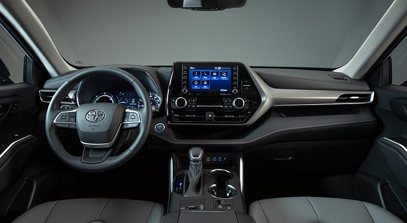 Toyota Highlander Hybrid Bronze Edition Hybrid 2022