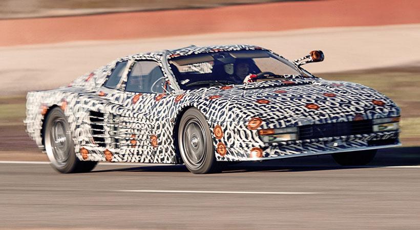 Ferrari Testarossa Fioravanti