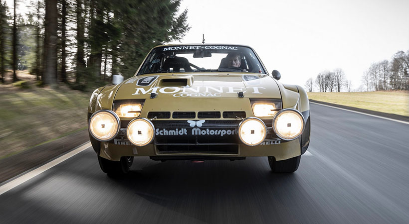 Porsche 924 Carrerra GTS